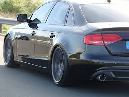 audi a4 slammed audi a4 b8 acceleration sound youtube