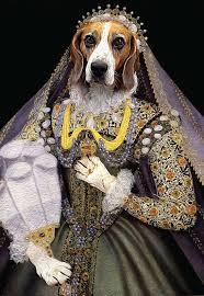 queen elizabeth dog queen elizabeth custom pet dog and cat portraits digital