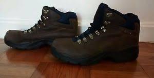 yukon s boots s yukon boots trailblazer aztec ii hiking work leather brown