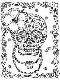 free printable dead coloring book