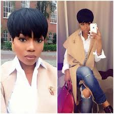 hot atlanta short hairstyles xoxo is it the cut or makeup everything is fly hair nails