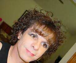 sissy hairstyles photo gallery of long permed hairstyles with bangs viewing 14 of