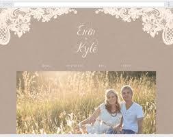 free wedding website 40 best wedding website design templates images on