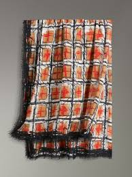 check vs plaid scarves for women burberry united states