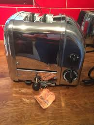 Duralit Toaster Review Dualit Classic Toaster Hand Built In The Uk A Truly