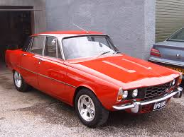 can rover p6 look cool retro rides