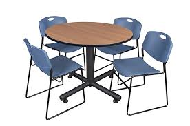 Break Room Table And Chairs kobe collection regency seating