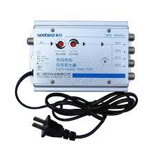 online get cheap catv rf amplifier aliexpress com alibaba group