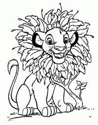 100 simba and nala coloring pages zootopia free printable