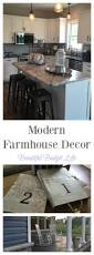 modern farmhouse decor beautiful budget life
