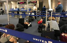 United New Baggage Policy by United To Resume Domestic Flights After Tech Disruption