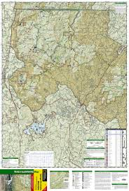 Zip Code Map Of Atlanta by Springer And Cohutta Mountains Chattahoochee National Forest