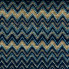 Kravet Upholstery Fabrics Blue Geometric Velvet Upholstery And Drapery Fabric By Kravet