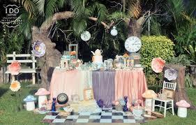 kara u0027s party ideas vintage alice in wonderland birthday tea party