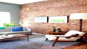 Youtube Interior Design by Nice Red Brick Walls Interior Design Modern Interiors With Exposed