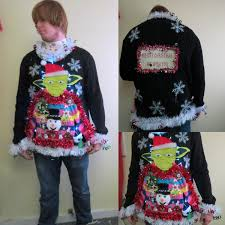 light up ugly christmas sweater dress hysterical yoda wearing ugly christmas sweater star wars theme light
