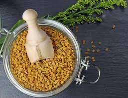 fenugrec cuisine soigner acné et problèmes de peau avec le fenugrec