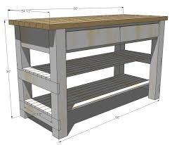 plans for kitchen islands kitchen amusing diy kitchen island plans knockoff wood michaela