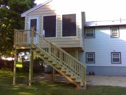 spindles screened screen second story covered deck ideas porch