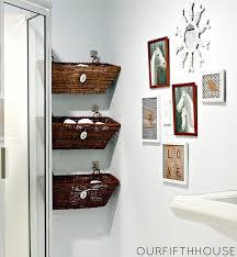 ideas to decorate bathroom beautiful diy bathroom decorating genwitch on ideas home design