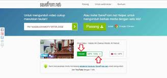 cara download mp3 dari youtube di pc cara mudah download video youtube di pc tanpa idm glorif com