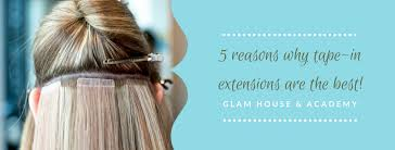 best hair extension method glam house academy