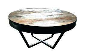 round wood coffee table rustic small circle coffee table attractive circular coffee table of tables