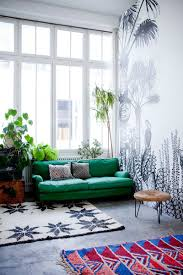 Green Sofa Living Room 23 Colorful Sofas To The Monotony In Your Living Room Homelovr