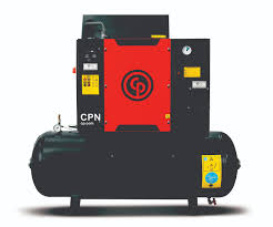 chicago pneumatic debuts cp nano series rotary air compressors