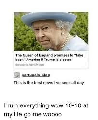 Queen Of England Meme - 25 best memes about england queen america and tumblr