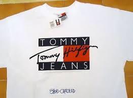 hilfiger t shirt ebay