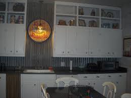 Kitchen Backsplash  Kindwords Metal Kitchen Backsplash - Punched tin backsplash