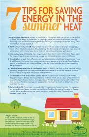 energy saving tips for summer 7 tips for saving energy in the summer heat the victory electric