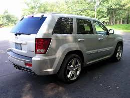2006 jeep grand cherokee srt8 road test carparts com