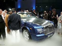 roll royce brasil rolls royce cabrio unveiling photos and images getty images