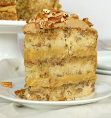thanksgiving pie cake pecan pie cake gonna want seconds