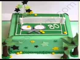 tennis cake toppers tennis court cake decorations