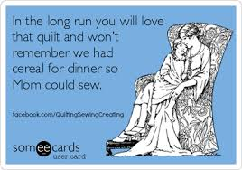 Memes Quilts - funny sewing memes cards create and cereal