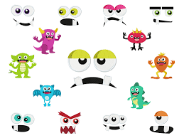Halloween Monster Faces by Halloween Everything Mega Pack Embroidery Super Deal