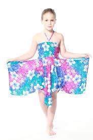 hawaii hangover luau dress hawaiian dress gypsy dress fairy