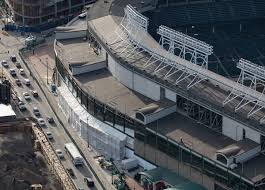 Wrigley Field Bathroom Cubs Offseason Renovations To Wrigley Field Chicago Tribune