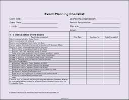 Event Planning Checklist Template Excel Checklist Template Excel Template Update234 Com Template