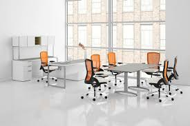 Contemporary Conference Tables by Hon Preside Large Private Office Contemporary Conference Table