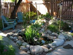 backyard pond and waterfall no experience necessary 9 steps