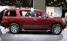 2007 Nissan Pathfinder Interior Nissan Pathfinder Reviews Nissan Pathfinder Price Photos And