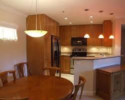 lighting astonishing galley kitchen lighting ideas pictures