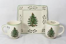 spode tree 3 cafe mugs 14 oz ebay