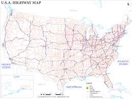 Usa Wall Map by Usa Interstate Highways Wall Map Map Prepossessing Map Usa
