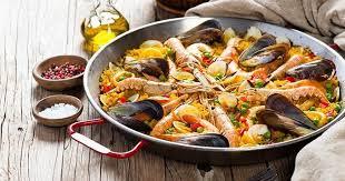 cuisine az com plat top 15 des meilleurs plats complets classiques étrangers paëlla