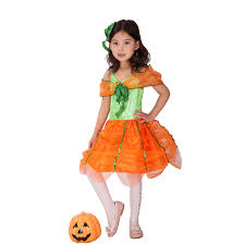 Girls Pumpkin Halloween Costume Cheap Halloween Pumpkin Costumes Aliexpress